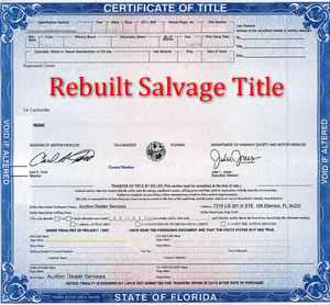 Certificate Of Title For A Vehicle Vehicle Ideas